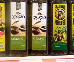 Как выбрать оливковое масло в Греции
