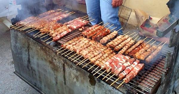 Цикнопемпти - греческий мясоед