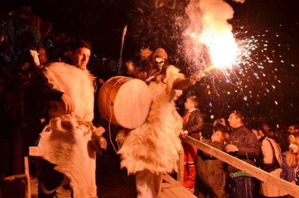 Карнавал в Амфиссе