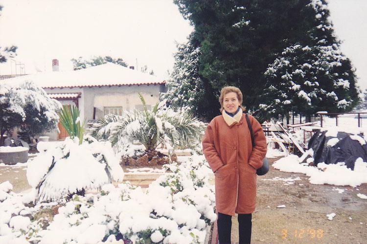 Геракини, декабрь 1998 года.
