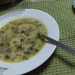 Магирица — греческий пасхальный суп