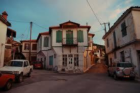 Дома в горной деревне, Халкидики