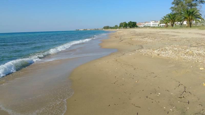 Пляж Портарьи не в сезон