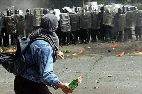 Беспорядки в Салониках