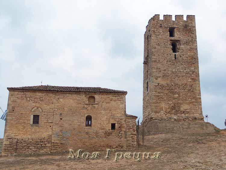 Венецианская башня, Неа Фокеа