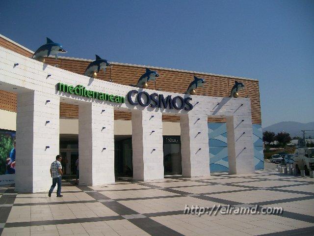 Как работают магазины в Греции