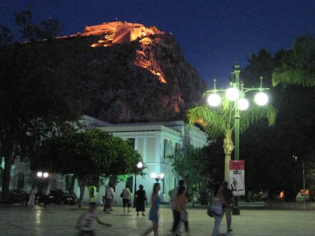 Паламиди, Нафплио