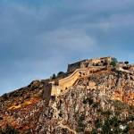 Грозная крепость Паламиди, Нафплио