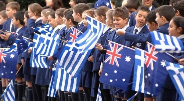 День Независимости Греции в Мельбурне
