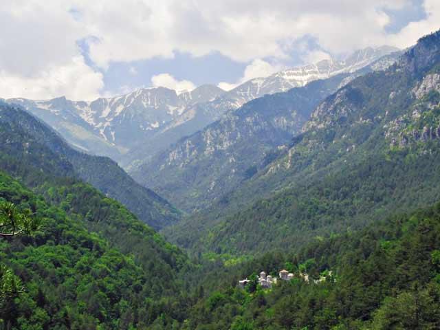 Монастырь Святого Дионисия