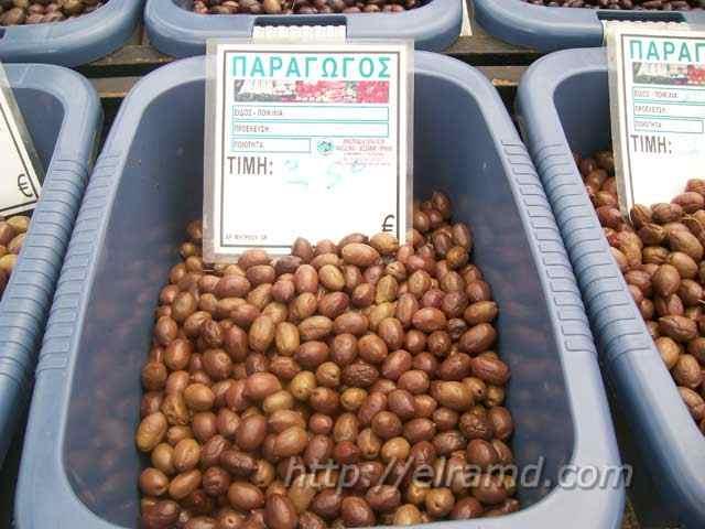 Самые дешевые оливки по 2,50