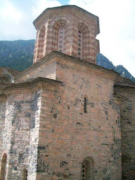 Монастырь Св.Дионисия, Олимп, Греция