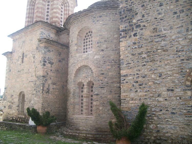 Монастырь Св. Дионисия, Олимп
