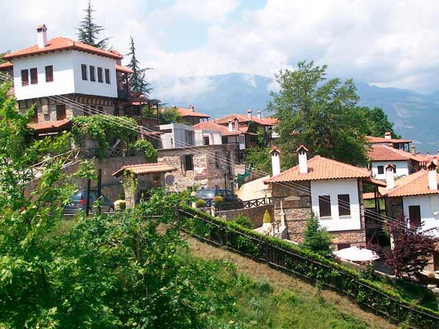 Деревня Старый Пантелеймон