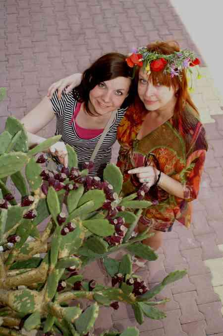 Светлана Мякишева отдых в Греции