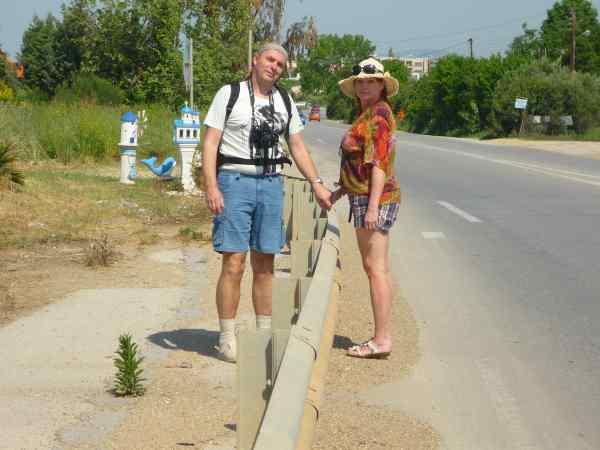Дорога к Эврипиду в Потидею