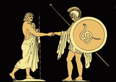 Ясон и Золотое Руно