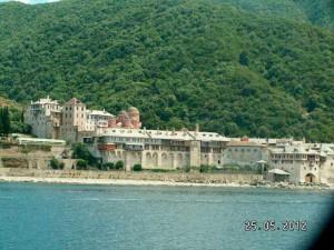 Греческий монастырь Ксенофонта
