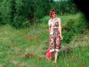 На опушке леса недалеко от деревни Св.Параскевы