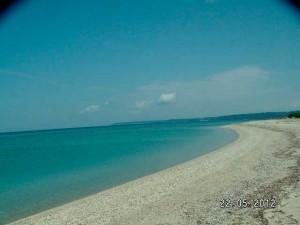 Пляж в Поссиди