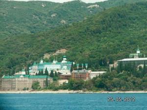 Русский православный монастырь Святого Пантелеймона