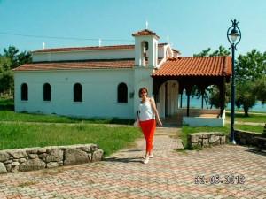 Церковь в Неа Скиони, Кассандра