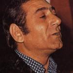 Греческий певец Стратос Дионисиу