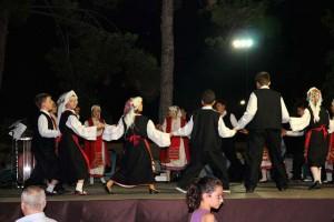 Танцуют дети Портарьи