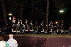 Греческий народный танец Македонии
