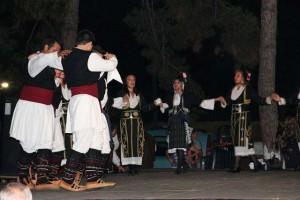 Греческие народные танцы
