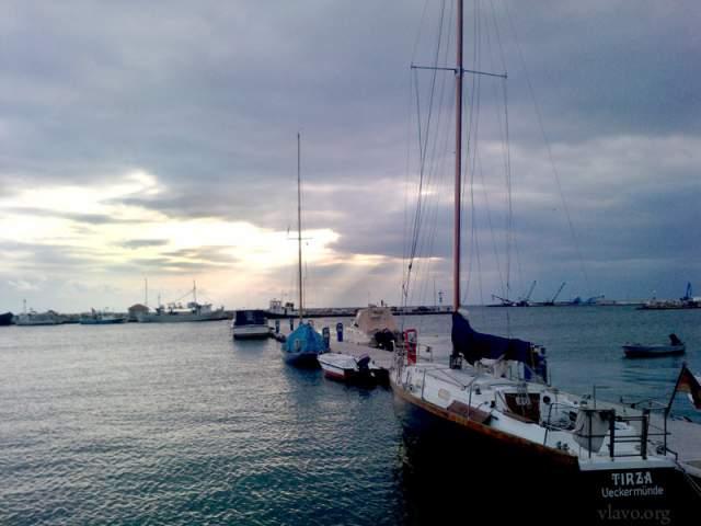 Марина в Неа Муданья