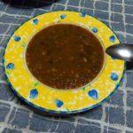 Факес — греческий чечевичный суп