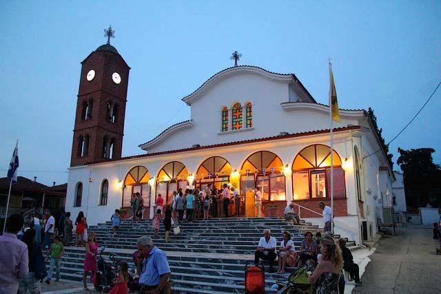 Храм Успения Богородицы, Портарья