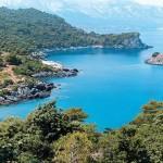 Отдых на острове Эвия