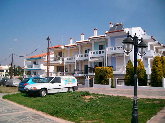Геракини - летние квартиры