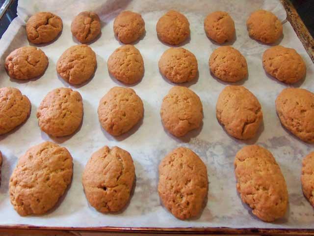 Выпечка медового печенья