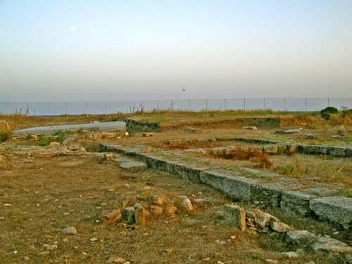 Остатки храма Посейдона, Посиди