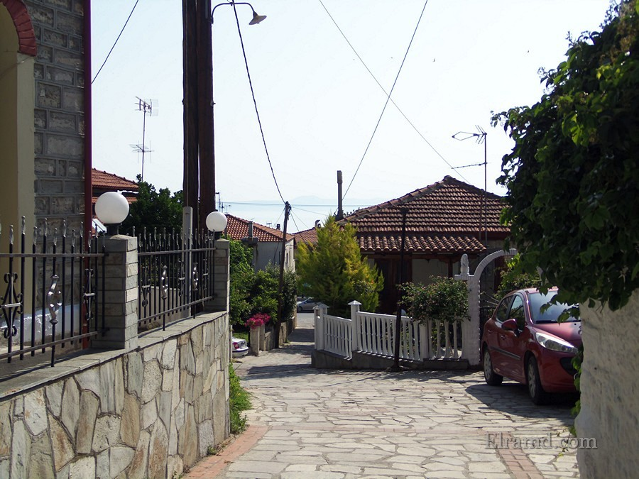 Улицы Криопиги