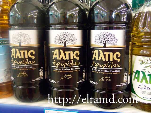 Лучшие сорта оливкового масла