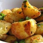 Картошка запеченная в масле (Пататэс вутиратэс)