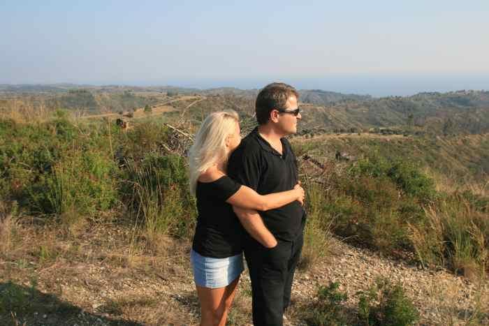 Экскурсии по Греции - Людмила и Панайотис