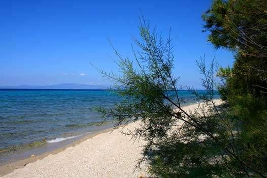 Полихроно, Греция