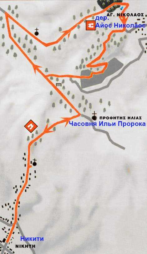 Пешеходный маршрут №8