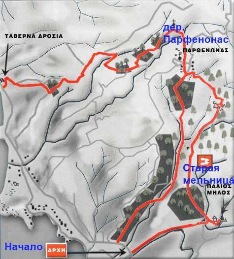 Пешеходный маршрут №9