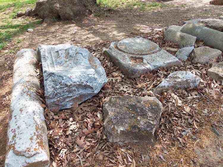 Олинфос камни