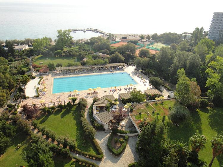 Отель Athos Palace