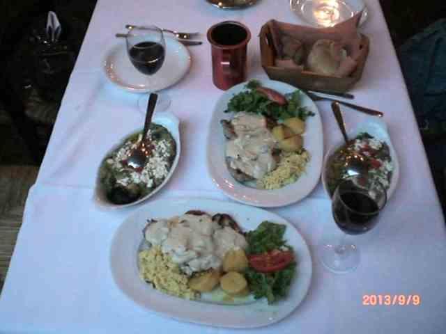 Греческие вкусности