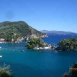 Лучшие каникулы в городе Парга, Греция