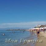 Бархатный сезон в сентябре в Греции
