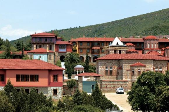 Монастырь Благовещения, Ватопеди-Ормилья